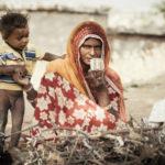 Kakun vai à feira de Pushkar