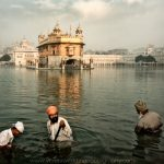 The Peace in Golden Temple